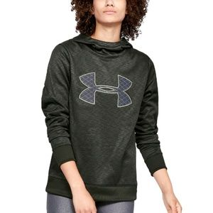 $40 Women's Under Armour Quilted like Logo